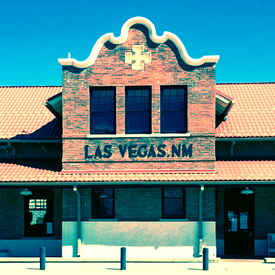 Las Vegas, New Mexico Rail Station
