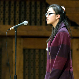 Vivian Li, Bosque School, Albuquerque