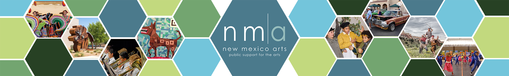 New Mexico Arts Home